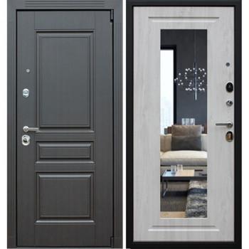 Входная металлическая дверь AСД Гермес NEW с зеркалом ELIT