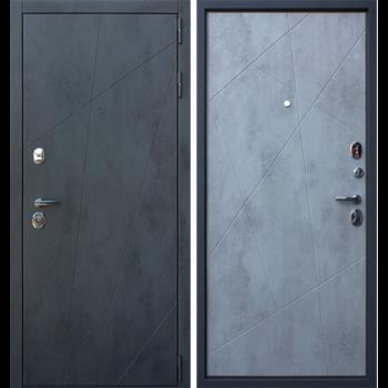 Входная металлическая дверь AСД Дуэт Б