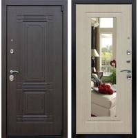 Входная металлическая дверь AСД Викинг с зеркалом