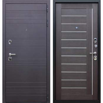 Входная металлическая дверь AСД Дуэт Экошпон