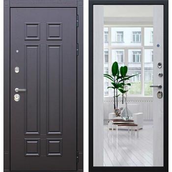 Входная металлическая дверь AСД Виват 3D с зеркалом