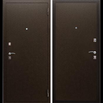 Входная металлическая дверь AСД Амазон (медный антик)