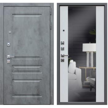 Входная металлическая дверь AСД Лира с зеркалом