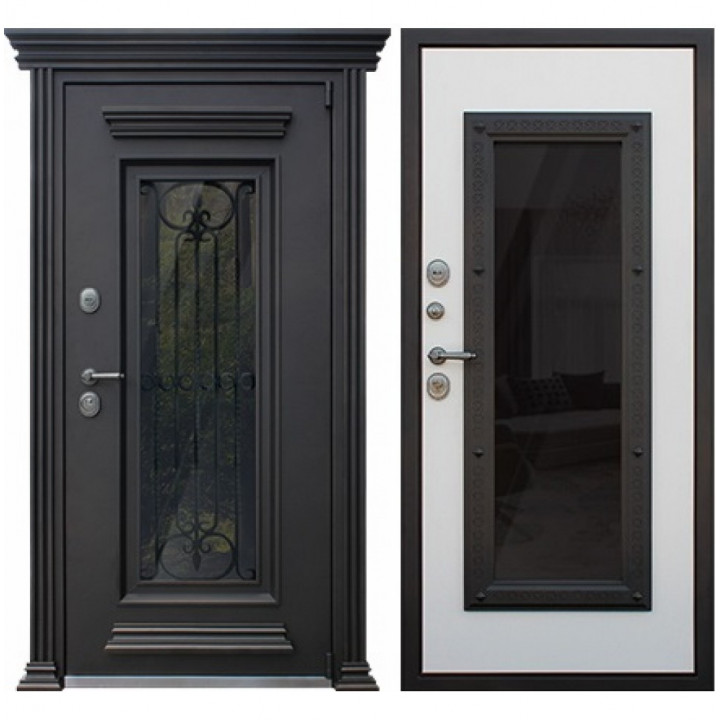 Входная металлическая дверь AСД Grand Luxe