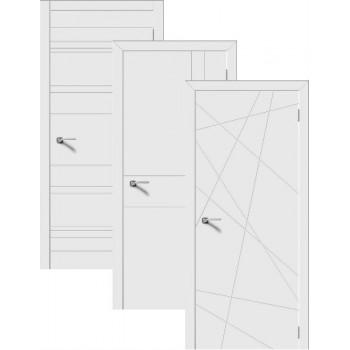Двери эмаль Граффити и 3D