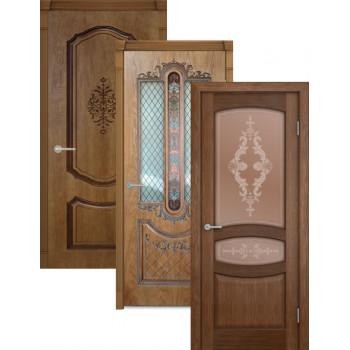 Двери шпон Комфорт