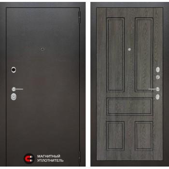 Дверь SILVER 10 – Дуб филадельфия графит