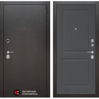 Дверь SILVER 11 – Графит софт