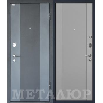 Дверь МеталЮр M27 (манхэттен)