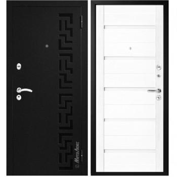 Дверь МетаЛюкс М23