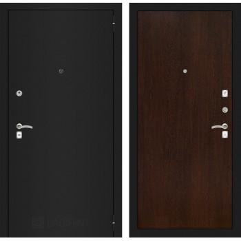 Дверь CLASSIC 05 черная шагрень – Венге