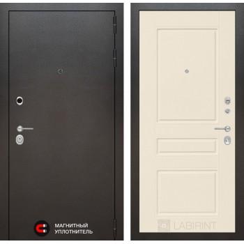Дверь SILVER 03 – Крем софт
