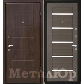 Дверь МеталЮр M7 (грей мелинга)