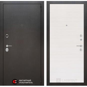 Дверь SILVER 07 – Горизонтальный перламутр