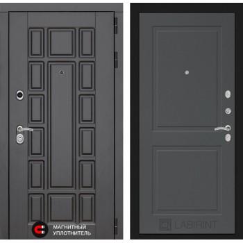 Дверь NEW YORK  11 – Софт Графит