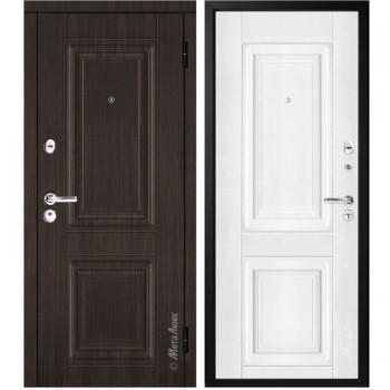 Дверь МетаЛюкс Триумф М34/2