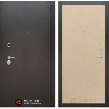 Дверь SILVER 05 – Светлый венге