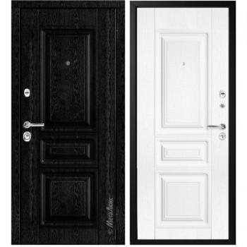 Дверь МетаЛюкс Триумф М36