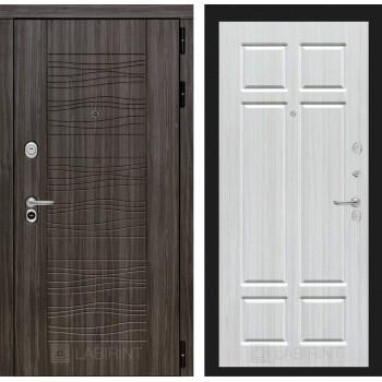Дверь SCANDI 08 Дарк грей – Кристалл вуд