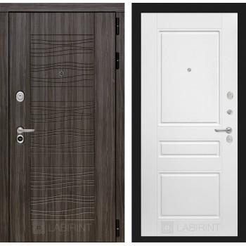 Дверь SCANDI 03 – Белый софт