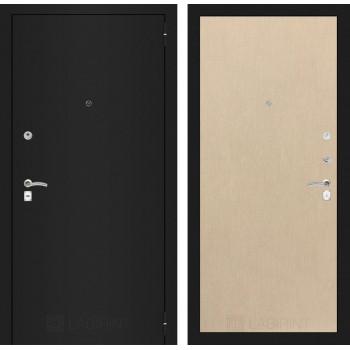 Дверь CLASSIC 05 черная шагрень – Светлый венге