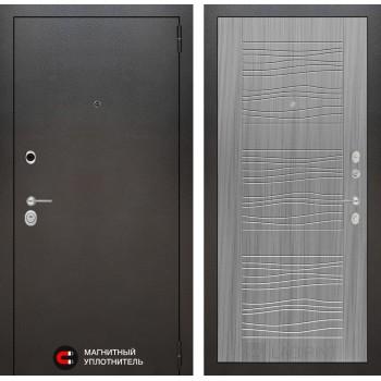Дверь SILVER 06 – Серый сандал