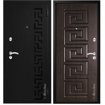 Дверь МетаЛюкс М21
