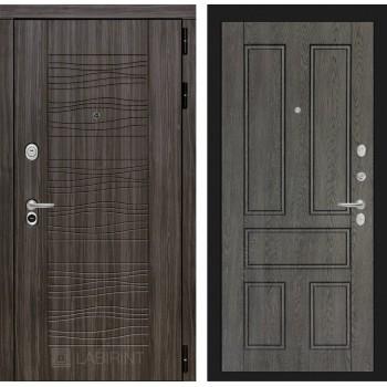 Дверь SCANDI 10 Дарк грей –  Дуб филадельфия графит