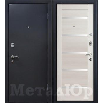 Дверь МеталЮр M41 (эш вайт мелинга)