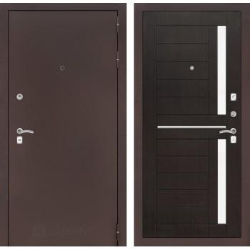 Дверь CLASSIC 02 медный антик – Венге