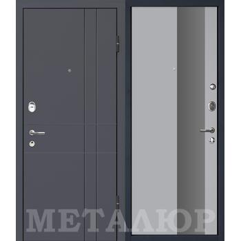 Дверь МеталЮр M16 (манхэттен)