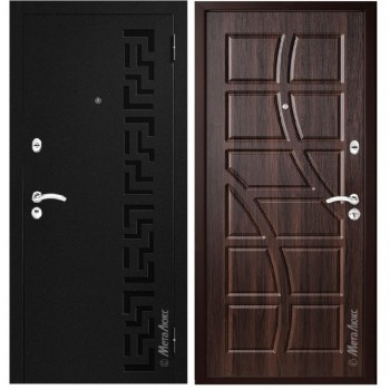 Дверь МетаЛюкс М6