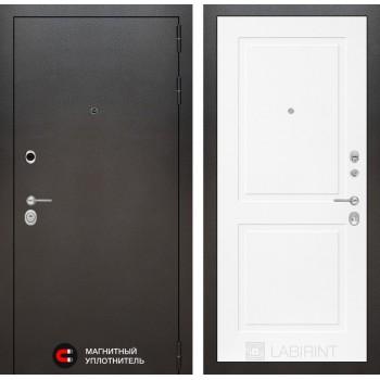 Дверь SILVER 11 – Белый софт