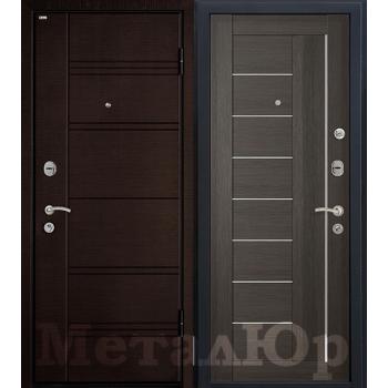Дверь МеталЮр M17 (грей мелинга)