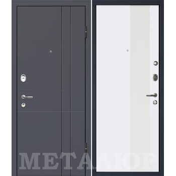 Дверь МеталЮр M16 (аляска)