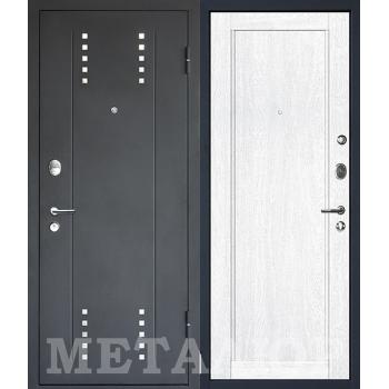 Дверь МеталЮр M26 (монблан)