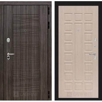 Дверь SCANDI 04 Дарк грей – Беленый дуб