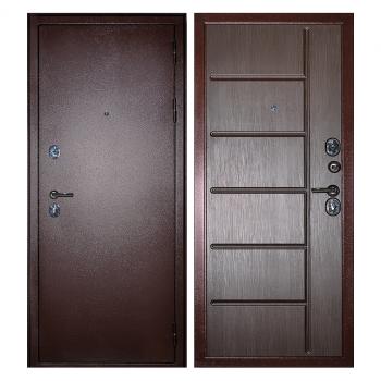 Дверь Сударь Дива С-503 (венге тиснёный)