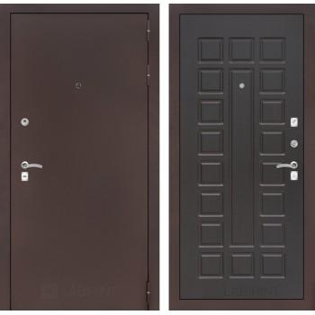 Дверь CLASSIC 04 медный антик – Венге