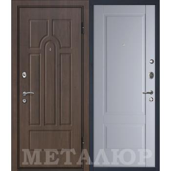 Дверь МеталЮр M12 (манхэттен)