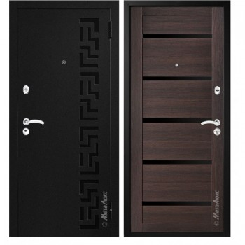 Дверь МетаЛюкс М28