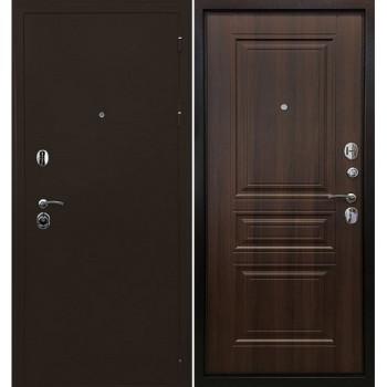 Дверь Ратибор Троя 3К (орех бренди)