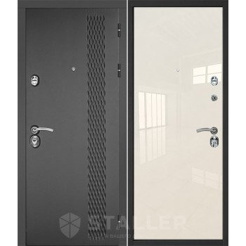 Дверь Сталлер Лика (магнолия люкс)
