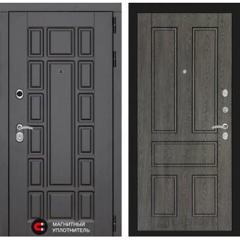 Дверь NEW YORK  10 – Дуб филадельфия графит
