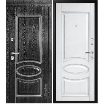 Дверь МетаЛюкс Элит М71/3