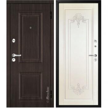 Дверь МетаЛюкс Триумф М34