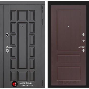 Дверь NEW YORK  03 – Орех премиум