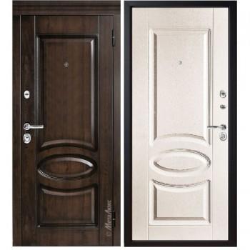 Дверь МетаЛюкс Элит М71/7