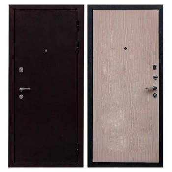 Дверь Ратибор Практик (беленый дуб)