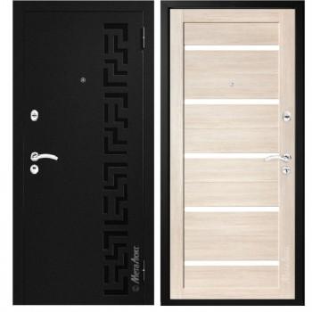 Дверь МетаЛюкс М24